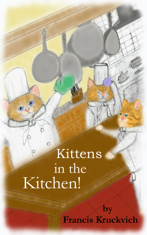 Kittens in the Kitchen book cover