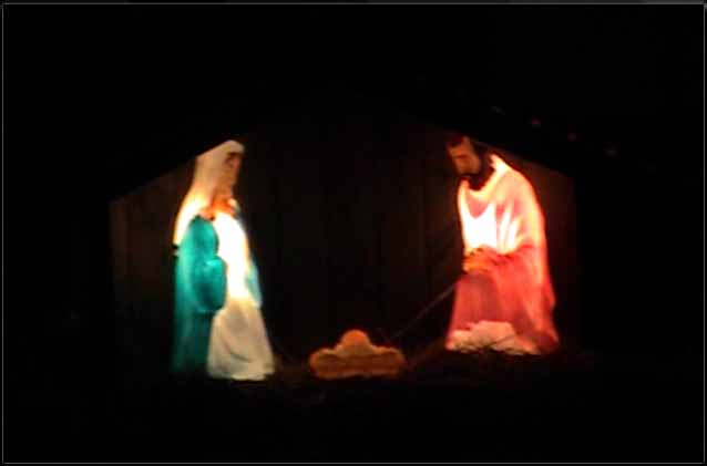 Mary and Joseph front